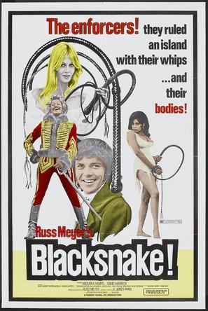 Black Snake - Movie Poster (thumbnail)