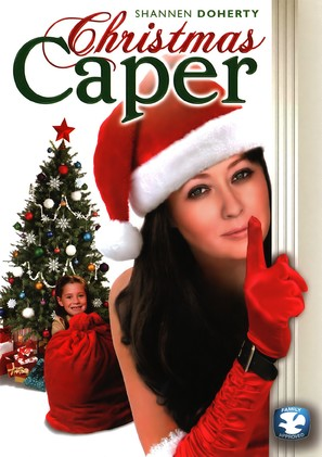 Christmas Caper - DVD cover (thumbnail)