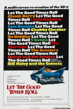 Let the Good Times Roll - Movie Poster (thumbnail)