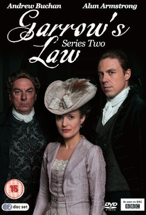 """Garrow's Law"" - British DVD movie cover (thumbnail)"