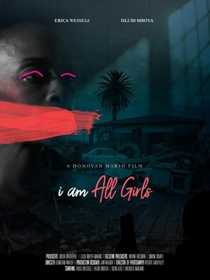 I Am All Girls - South African Movie Poster (thumbnail)