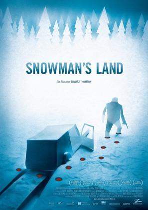 Snowman's Land - German Movie Poster (thumbnail)