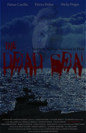 The Dead Sea - Movie Poster (thumbnail)