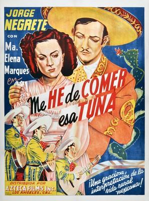 Me he de comer esa tuna - Mexican Movie Poster (thumbnail)