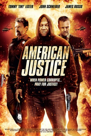 American Justice - Movie Poster (thumbnail)