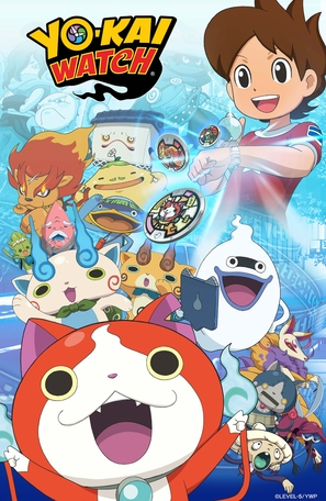 """Yo-kai Watch"" - Movie Poster (thumbnail)"