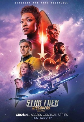 """Star Trek: Discovery"" - Movie Poster (thumbnail)"