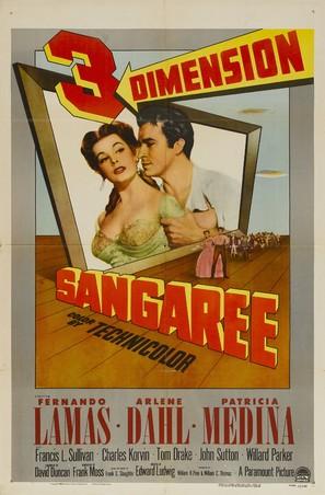 Sangaree - Movie Poster (thumbnail)