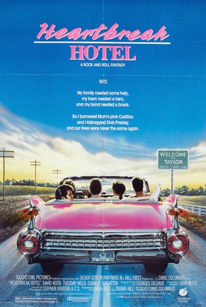 Heartbreak Hotel - Movie Poster (thumbnail)