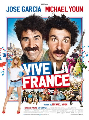 Vive la France - French Movie Poster (thumbnail)