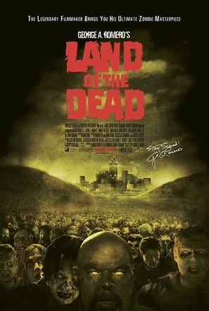 Land Of The Dead - Movie Poster (thumbnail)