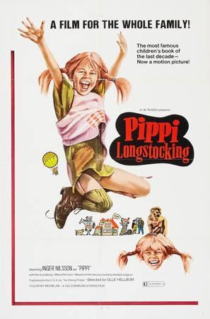 Pippi Långstrump - Movie Poster (thumbnail)