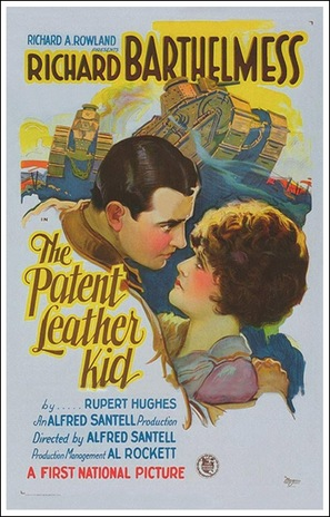 The Patent Leather Kid - Movie Poster (thumbnail)