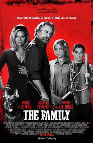 The Family - Movie Poster (thumbnail)