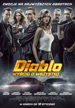 Diablo - Polish Movie Poster (thumbnail)