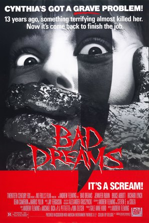 Bad Dreams - Movie Poster (thumbnail)
