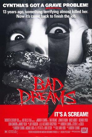 Bad Dreams - Movie Poster (thumbnail)