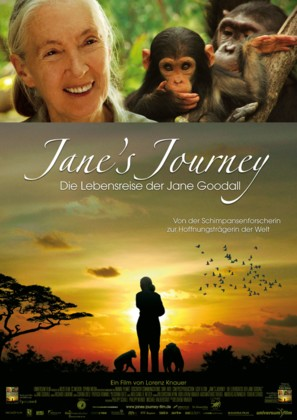 Jane's Journey - German Movie Poster (thumbnail)