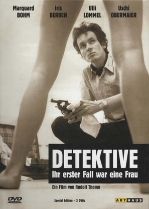 Image result for Detektive (1969) posters