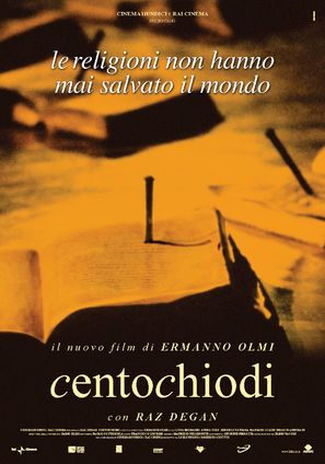 Centochiodi - Italian Movie Poster (thumbnail)