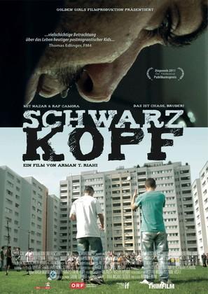 Schwarzkopf - Austrian Movie Poster (thumbnail)