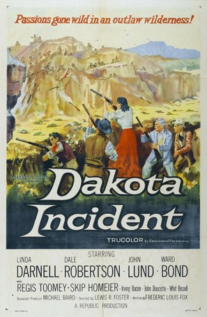 Dakota Incident - Movie Poster (thumbnail)