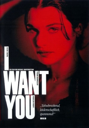 I Want You - poster (thumbnail)