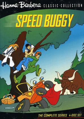 """Speed Buggy"" - Movie Cover (thumbnail)"