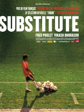 Substitute - French poster (thumbnail)