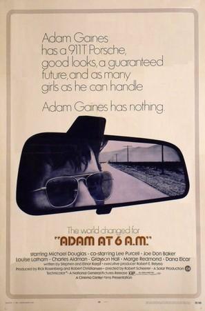 Adam at Six A.M. - Movie Poster (thumbnail)