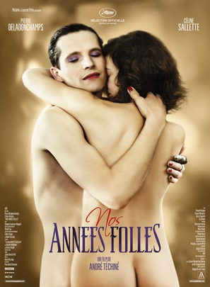 Nos années folles - French Movie Poster (thumbnail)
