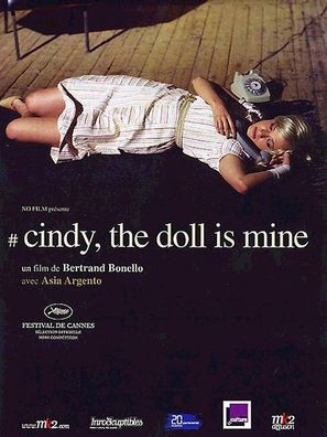 Cindy: The Doll Is Mine - French Movie Poster (thumbnail)