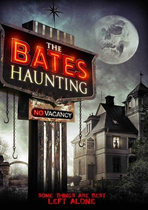 The Bates Haunting - DVD movie cover (thumbnail)