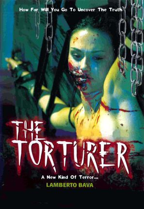 The Torturer - Movie Poster (thumbnail)