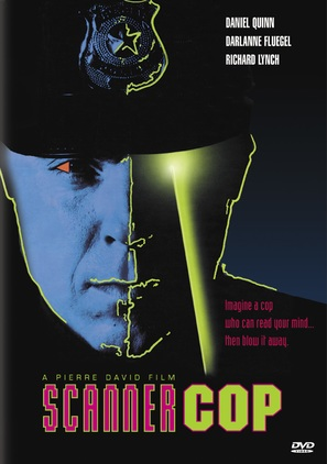 Scanner Cop - DVD cover (thumbnail)