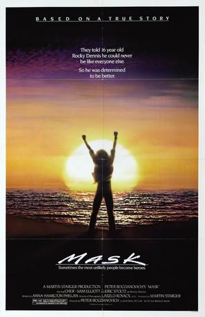 Mask - Movie Poster (thumbnail)