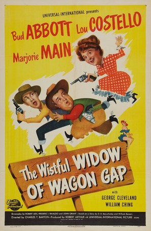 The Wistful Widow of Wagon Gap