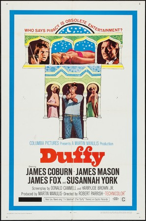 Duffy - Movie Poster (thumbnail)