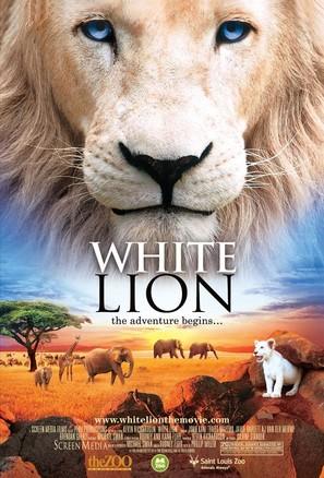 White Lion - Movie Poster (thumbnail)