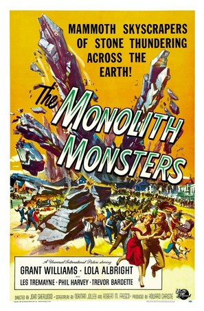 The Monolith Monsters - Movie Poster (thumbnail)