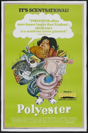 Polyester - Movie Poster (thumbnail)
