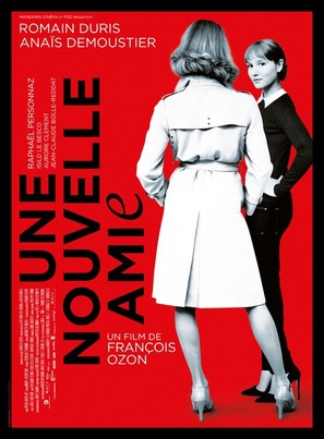 Une nouvelle amie - French Movie Poster (thumbnail)