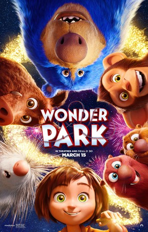 Wonder Park - Movie Poster (thumbnail)