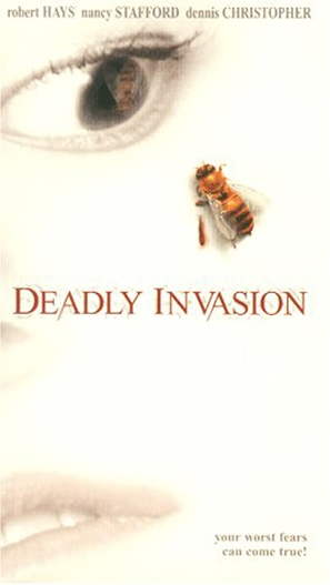 Deadly Invasion: The Killer Bee Nightmare - poster (thumbnail)