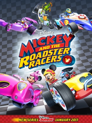 """Mickey and the Roadster Racers"" - Movie Poster (thumbnail)"