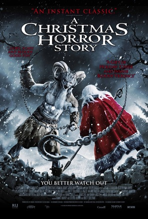 A Christmas Horror Story - Canadian Movie Poster (thumbnail)