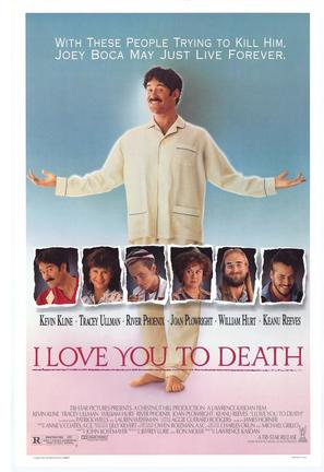 I Love You to Death - Movie Poster (thumbnail)