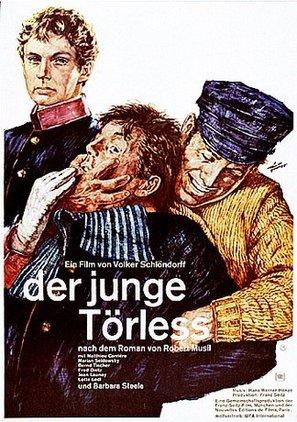 Junge Törless, Der - German Movie Poster (thumbnail)
