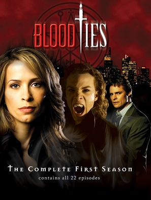 """Blood Ties"" - DVD movie cover (thumbnail)"