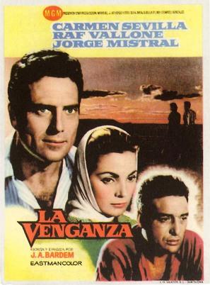 Venganza, La - Spanish Movie Poster (thumbnail)